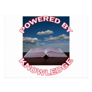 powered by knowledge postcard