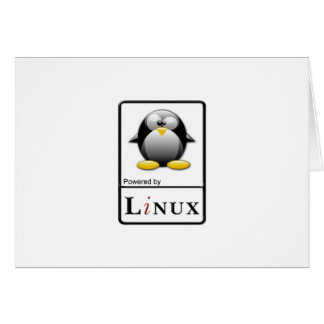 Powered by Linux Card