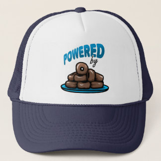 Powered by Little Chocolate Donuts hat
