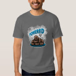 Powered by Little Chocolate Donuts Tshirts