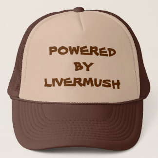 Powered by Livermush Trucker Hat