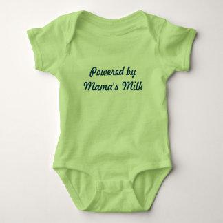 Powered by Mama's Milk T-shirt