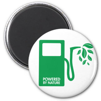 Powered by Nature Biofuel Fridge Magnets