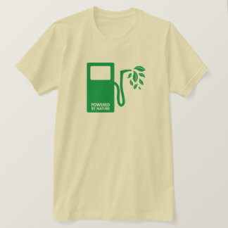 Powered by Nature Biofuel T-Shirt