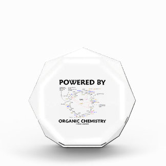 Powered By Organic Chemistry (Krebs Cycle) Award
