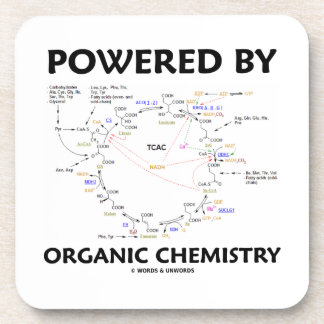 Powered By Organic Chemistry (Krebs Cycle) Coaster