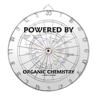 Powered By Organic Chemistry Krebs Cycle Dartboard