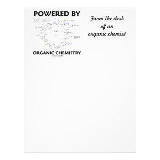 Powered By Organic Chemistry (Krebs Cycle) Letterhead
