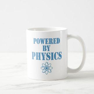Powered By Physics Coffee Mug