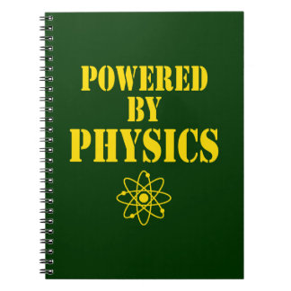 Powered By Physics Notebook