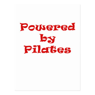 Powered by Pilates Postcard