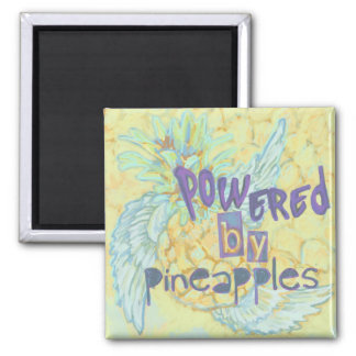 Powered by Pineapples, Magnets