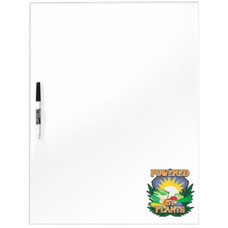 Powered by Plants Dry Erase Whiteboards
