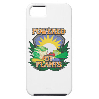 Powered by Plants iPhone SE/5/5s Case