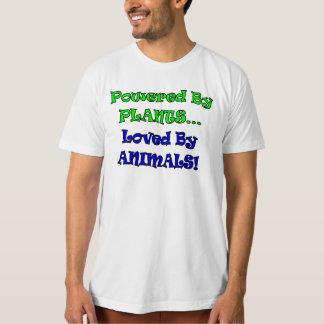 Powered By Plants Men's Organic T-Shirt