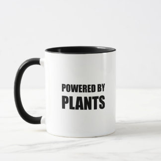 Powered By Plants Mug