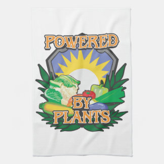 Powered by Plants Towels