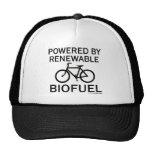 Powered By Renewable Biofuel Mesh Hat