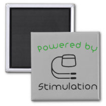Powered by Stimulation Magnet