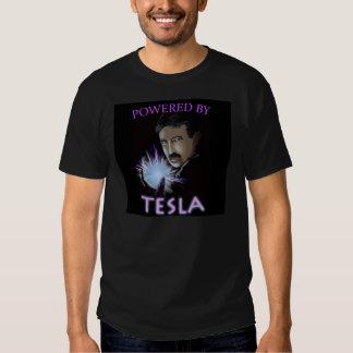 Powered by Tesla Shirts