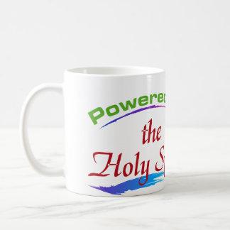 Powered by the Holy Spirit Coffee Mug