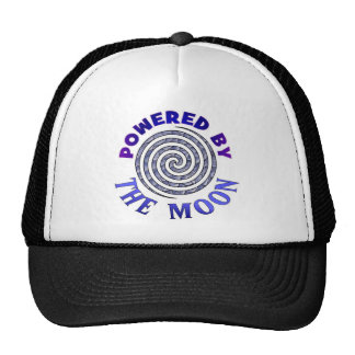 POWERED BY THE MOON TRUCKER HAT
