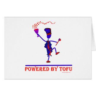 Powered By Tofu Card