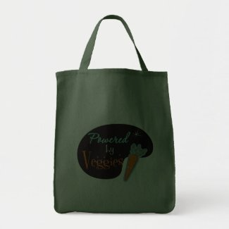 Powered by Veggies bag
