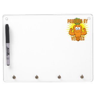 Powered by Veggies Dry Erase Whiteboards