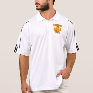Powered By Veggies Polo Shirt
