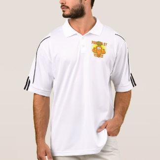 Powered By Veggies Polo Shirt