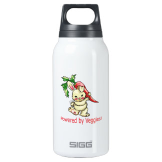 POWERED BY VEGGIES! SIGG THERMO 0.3L INSULATED BOTTLE