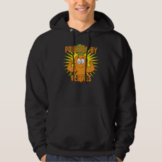Powered By Veggies Sweatshirt