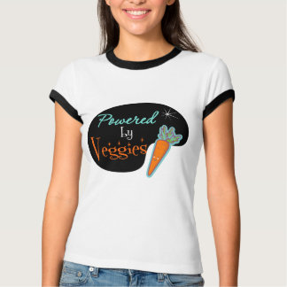 Powered by Veggies T-shirt