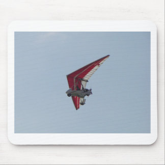 Powered hang glider mouse pad