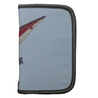 Powered hang glider folio planner