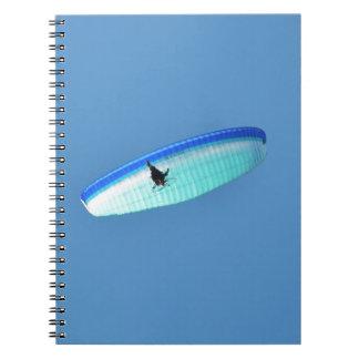 Powered Para Glider Notebook
