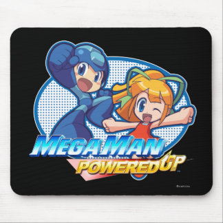 Powered Up Mouse Pad