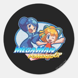 Powered Up Sticker