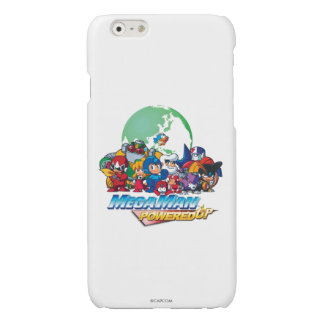 Powered Up World 2 Glossy iPhone 6 Case