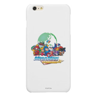 Powered Up World 2 Glossy iPhone 6 Plus Case