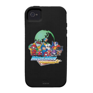 Powered Up World iPhone 4/4S Cover