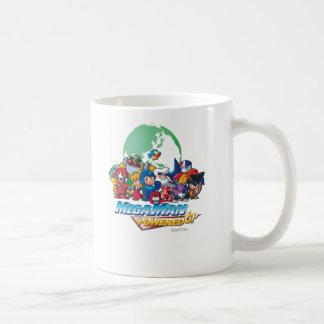 Powered Up World Coffee Mugs
