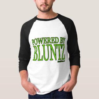 PoweredByBluntz Tee Shirt