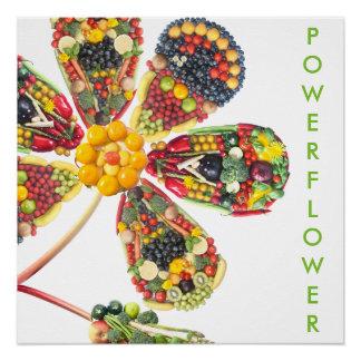 PowerFlower Poster