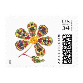 PowerFlower Stamp
