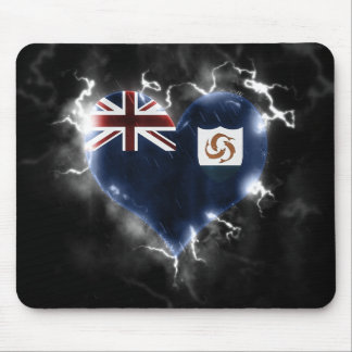 Powerful Anguilla Mouse Pad