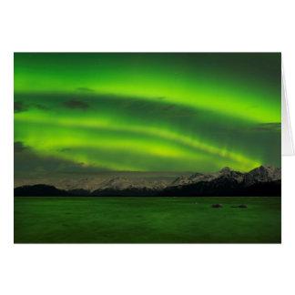 Powerful Aurora Card