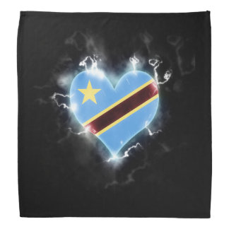 Powerful Democratic Republic of Congo Bandana
