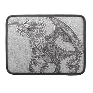 Powerful Dragon Sleeve For MacBook Pro